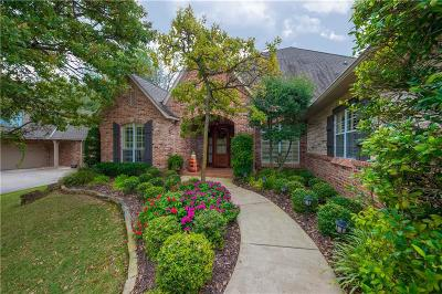 Edmond Single Family Home For Sale: 3016 Sawgrass