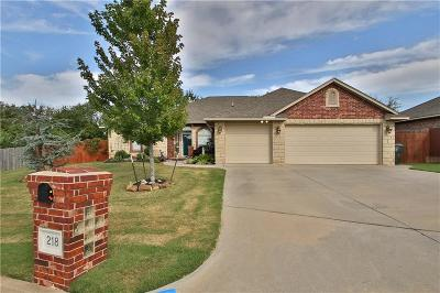Midwest City OK Single Family Home For Sale: $209,000