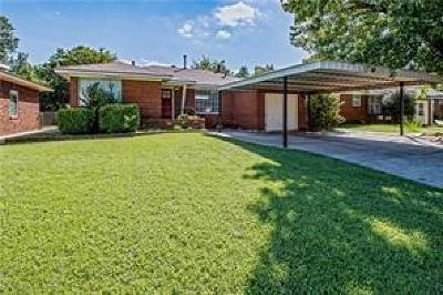 Oklahoma City Single Family Home For Sale: 4320 NW 17th