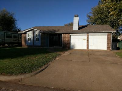 Oklahoma City Single Family Home For Sale: 4905 S Kathy Drive