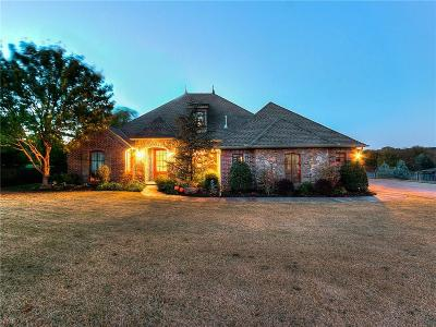 Edmond Single Family Home For Sale: 4119 Crimson Bluff Way
