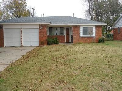 Oklahoma City Single Family Home For Sale: 5200 N Michigan
