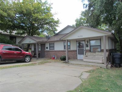 Oklahoma City Multi Family Home For Sale: 1628 SW 30th