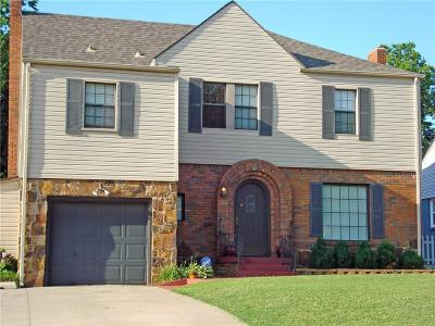 Oklahoma City Single Family Home For Sale: 3112 NW 26th