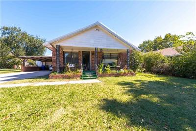 Norman Single Family Home For Sale: 613 N Findlay
