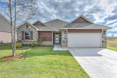 Piedmont Single Family Home For Sale: 12712 NW 137th