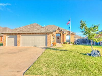 Moore Single Family Home For Sale: 709 Tasha