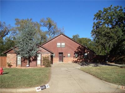 Single Family Home Sold: 321 Hardy Drive