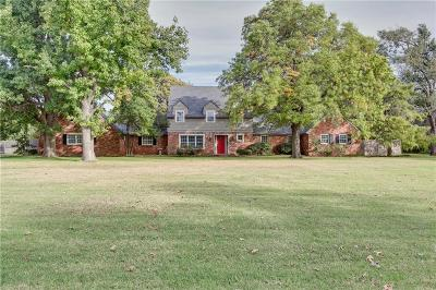 Oklahoma City OK Single Family Home For Sale: $495,000
