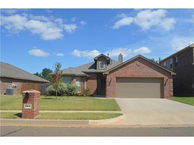 Yukon Single Family Home For Sale: 9804 Squire