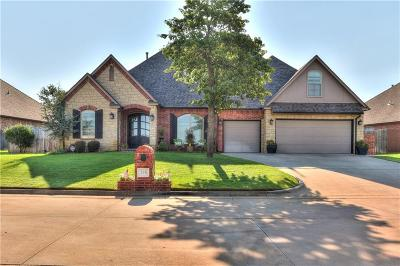 Midwest City OK Single Family Home For Sale: $329,900
