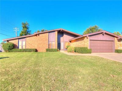 Oklahoma City Single Family Home For Sale: 9401 Briarcreek Drive