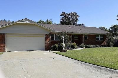 Norman Single Family Home For Sale: 335 N Westchester Circle