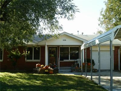 Warr Acres Single Family Home For Sale: 5338 NW 46th Street