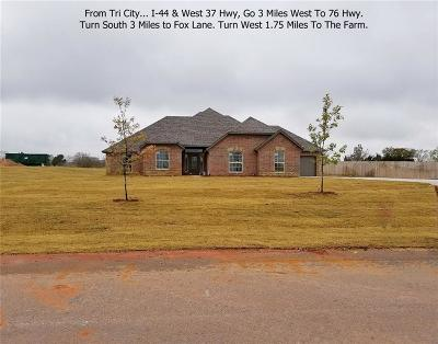 Blanchard Single Family Home For Sale: 968 County Street 2982