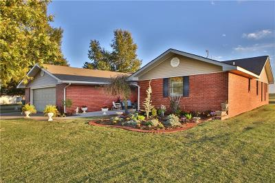 Tuttle Single Family Home For Sale: 1689 County Road 1210