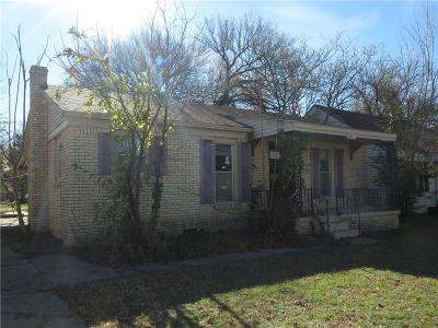 Single Family Home For Sale: 2226 NW 35th Street
