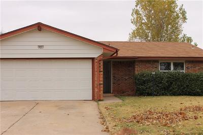 Mustang Single Family Home For Sale: 623 W Shepherd Drive