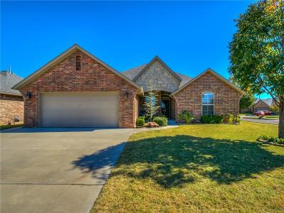 Single Family Home For Sale: 17316 Vitoria Drive