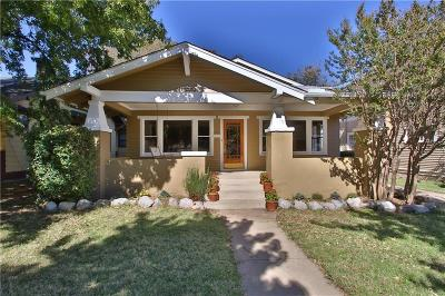 Single Family Home Sold: 1219 NW 21st Street