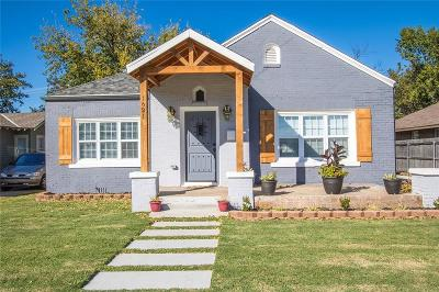 Oklahoma City Single Family Home For Sale: 1621 NW 18th