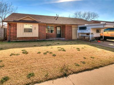 Moore Single Family Home For Sale: 1116 SE 11th