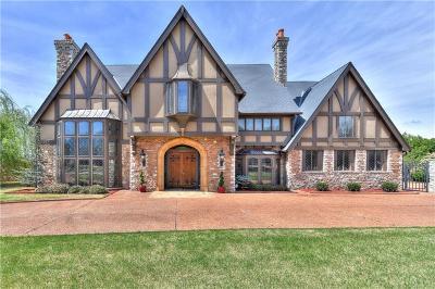 Oklahoma City Single Family Home For Sale: 11717 Quail Creek Rd