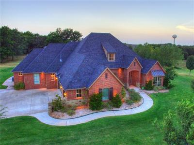 Jones Single Family Home For Sale: 10408 Chitwood Farms Road