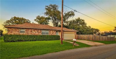 Sayre Single Family Home For Sale: 1302 N Broadway