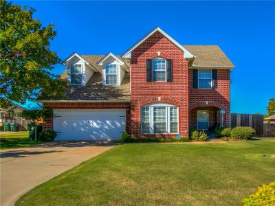 Midwest City Single Family Home For Sale: 2047 Yorkshire