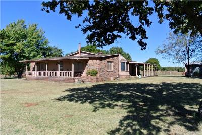 Blanchard Single Family Home For Sale: 2186 County Road 1370