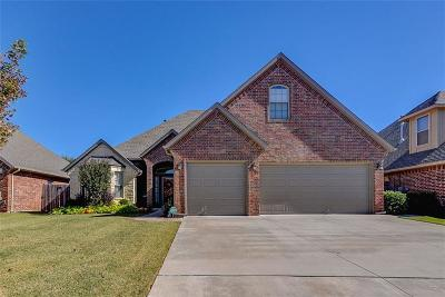 Midwest City OK Single Family Home For Sale: $255,000