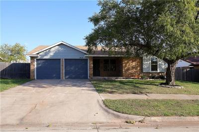 Moore OK Single Family Home For Sale: $119,800