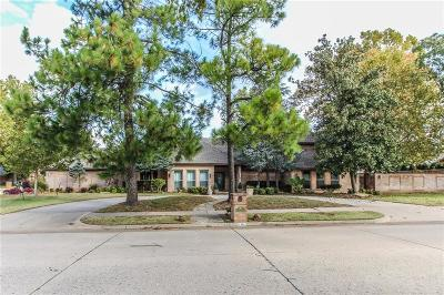 Norman Single Family Home For Sale: 1901 W Imhoff Road