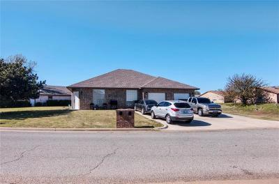 Oklahoma City Multi Family Home For Sale: 8015 S Klein Avenue