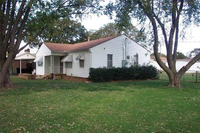 Midwest City Single Family Home For Sale: 9525 E Main Street