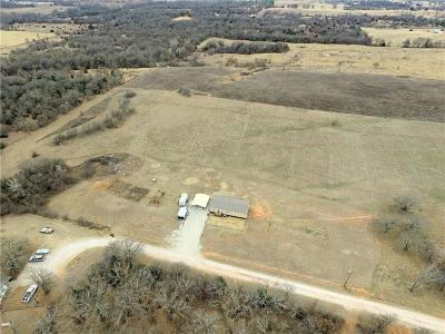 Blanchard OK Single Family Home For Sale: $79,000