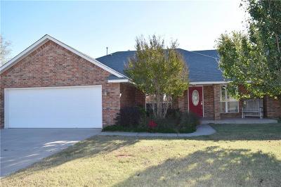 Tuttle Single Family Home For Sale: 965 Honeysuckle