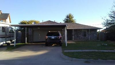 Moore Single Family Home For Sale: 941 N Windermere Drive