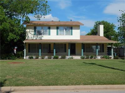 Oklahoma City OK Single Family Home For Sale: $175,000