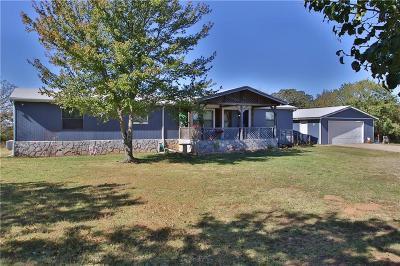 Choctaw Single Family Home For Sale: 4323 S Henney Road