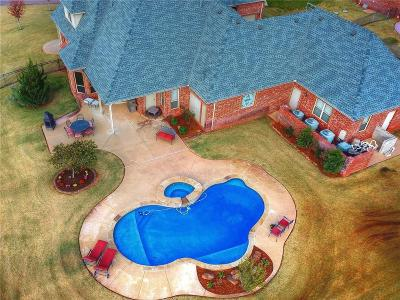 Edmond Single Family Home For Sale: 21942 White Pine Circle