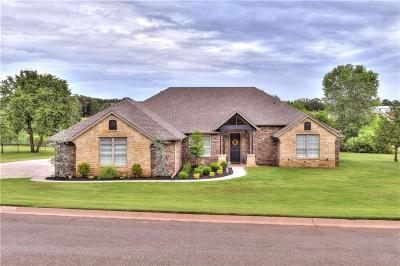 Edmond Single Family Home For Sale: 14382 Glenwood Lane