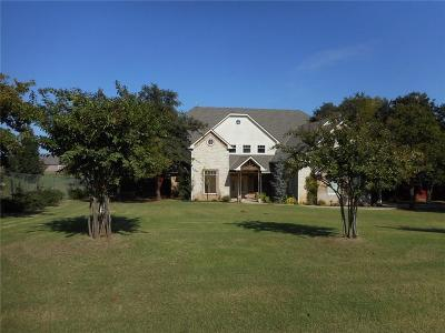 Blanchard Single Family Home For Sale: 1787 Oakmont