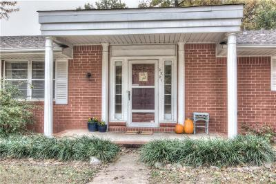 Norman Single Family Home For Sale: 2521 Cypress