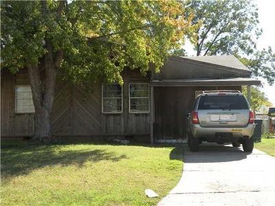 Del City Single Family Home For Sale: 3932 Pine Avenue