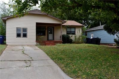Oklahoma City Single Family Home For Sale: 6316 S Durland Street