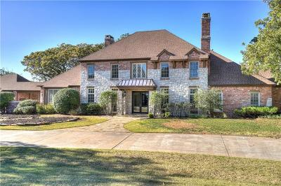 Edmond Single Family Home For Sale: 3115 Dutch Forest Lane