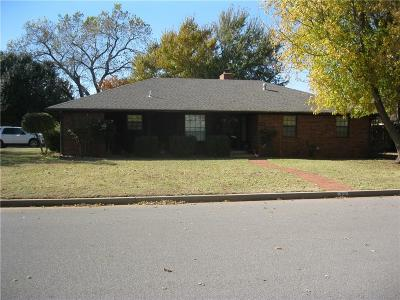 Elk City Single Family Home For Sale: 301 Sondra