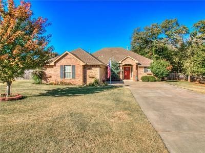 Guthrie Single Family Home For Sale: 963 Lost Oak Drive